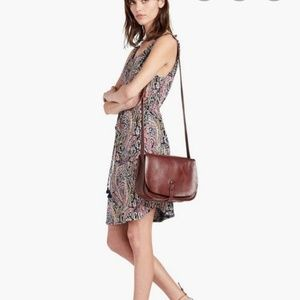 LUCKY BRAND Paisley Floral VERNA Sleeveless Dress